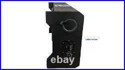 OE AUDIO OE-112FA 12 Inch 30cm 1500W Active Car Subwoofer Bass Box Slim Firedown