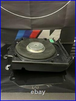 Oem 2006-2010 Bmw E60 M5 E63 M6 & 5 6-series Individual Audio Left Subwoofer