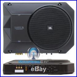 Open Box Jbl Bass Pro Sl 8 Under-seat Subwoofer Enclosure Speaker Amplifier