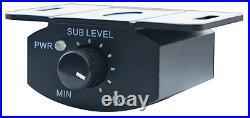 PHOENIX GOLD Z8150V2 8 Slim Active Bass Enclosure Sub Speaker NEW! MAKE OFFER