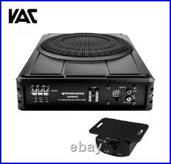 Phoenix Gold Z10150 300W 10 Slim Active Bass Enclosure + Free Wiring Kit