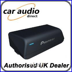Pioneer TS-WX010A 160W Powered Active Space Saving Ultra Compact Subwoofer