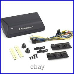 Pioneer TS-WX010A Under Seat Subwoofer Amplifier Ultra Compact Active Sub