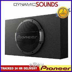 Pioneer TS-WX1010LA 25cm 300W active flat subwoofer, 1200W max