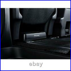 Pioneer TS-WX130EA Under Seat Subwoofer Amplifier Space Saving Car Bass Box Sub