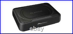 Pioneer TS-WX130EA active underseat car sub box 160 watts subwoofer & amplifier