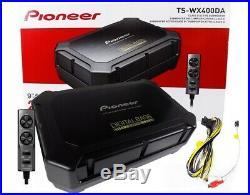 Pioneer TS-WX400DA Active Subwoofer 250 Watt Under Seat Subwoofer