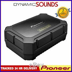 Pioneer TS-WX400DA Space Saving Active Digital Base Class-D Amplified Subwoofers