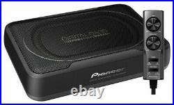 Pioneer Ts-wx130da 8 Compact Subwoofer Bass Speaker Ampifier Under Seat Box New