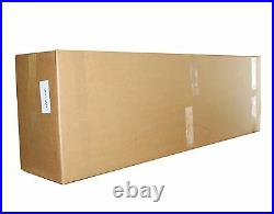 QPower GMC Chevy Silverado Ext Cab'99-06 Dual Underseat Two 10 Subwoofer Box