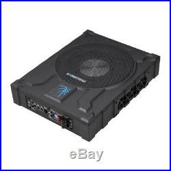 SOUNDSTREAM USB-10P SoundStream Powered Shallow Under Seat 10 Subwoofer Encl