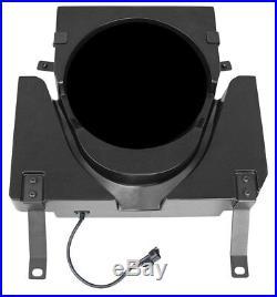 SSV Can-Am MAVERICK X3/X3 Max 10 Under Low Seat Subwoofer Sub Box Enclosure