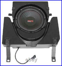 SSV Works Underseat 10 inch Subwoofer for Can-Am Maverick X3/ Max