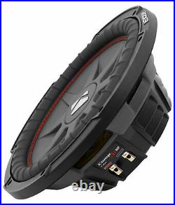 Sub Box+Kicker 12 Subwoofer+Mono Amplifier+Amp For 2002-Up Dodge Ram Quad Cab
