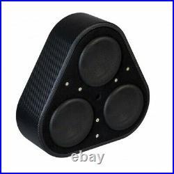 VIBE Blackair Car Audio 1500W Peak Spare Wheel Triple 8 Subwoofer Bass Speaker