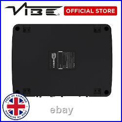 Vibe 8 240 Watts Slim Sub Underseat Pulse Bass Car Audio