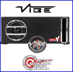 Vibe CVENV6L-V4 6.5 300W Small Compact Passive Car Sub Subwoofer Bass Box