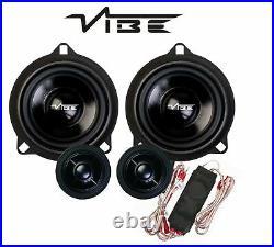 Vibe Car Amplifier + Subwoofer + Speaker Upgrade Kit for BMW 5 Series E60 E61