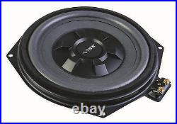 Vibe OPTISOUND 8 20cm 345w Underseat Subwoofer Upgrade for Bmw 5 Series E60 E61