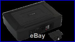 Vibe Pulse PULSEC8 8 Active Underseat Car Audio Sub Subwoofer Enclosure 240w