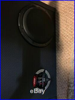 Vibe subwoofer BlackAir T12S Including Vibe Amp