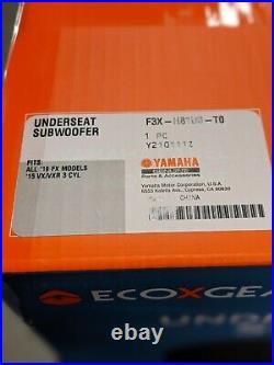 Yamaha Waverunner FX/VX Underseat Subwoofer (See Disc. For App. Models)